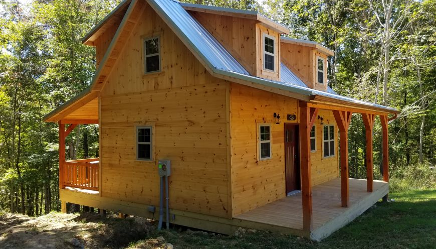 country virginia cabin road rates ring rentals iron gorge cabins river front west new