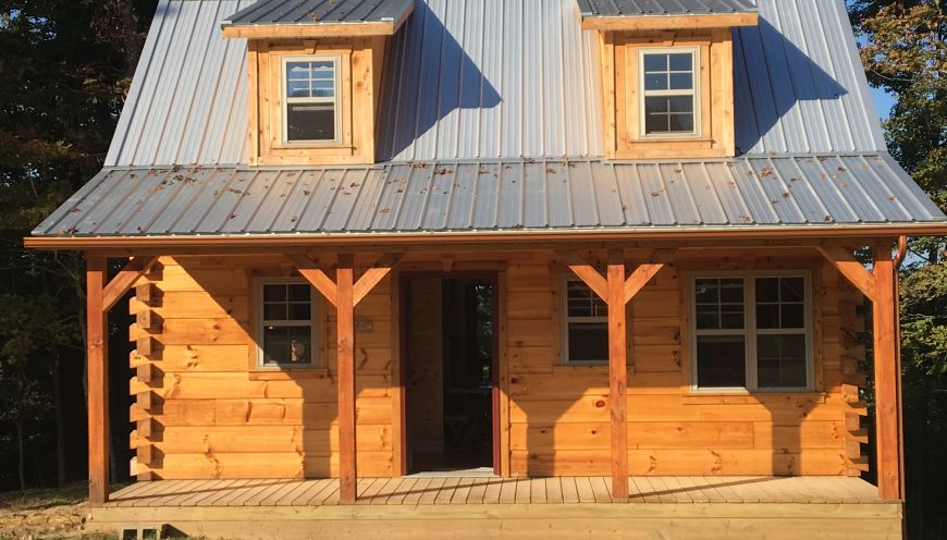 Rustic Ravines — Cabin Rentals in Genoa West Virginia