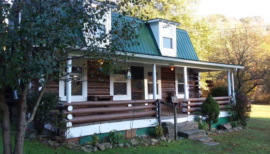 in williamson photo vacation west rental wv cabin for cabins rentals virginia